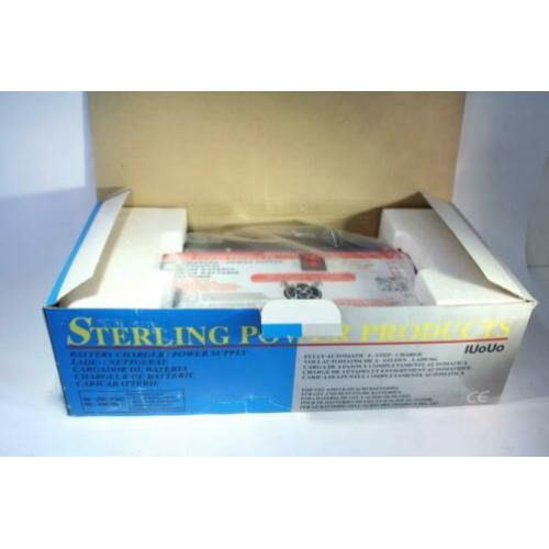 Sterling battery charger/power supply