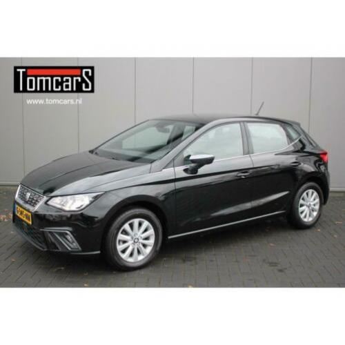Seat Ibiza 116PK TSI DSG Automaat Excellence Climate-Ctrl/Cr