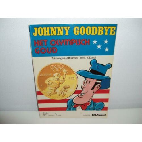 JOHNNY GOODBYE - Compl. Serie 1 t/m 13