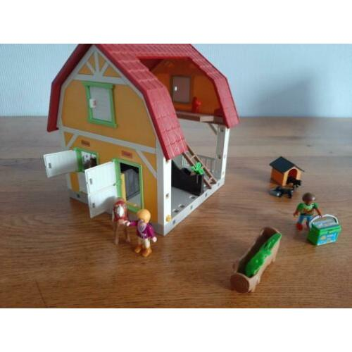 paardenranch playmobil