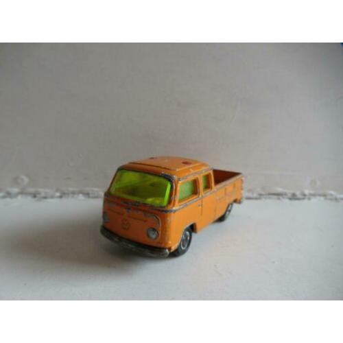 Siku VW Bus Pick UP Oranje V320 V345